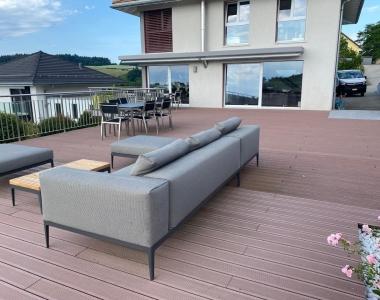 Terrasses en bois & Composite